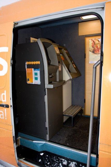 bilt bussis asuvatest sularahaautomaatidest