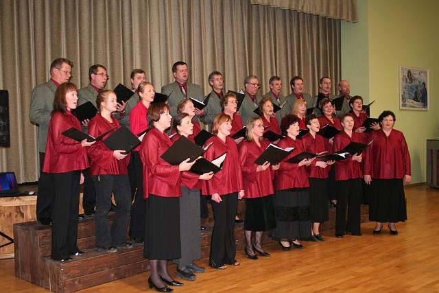koor laulmas